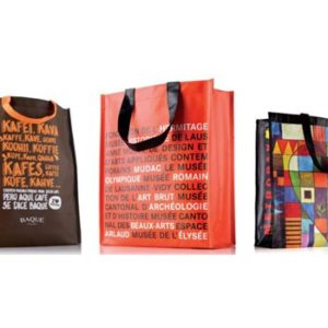 Vertical Shopping Bags 10