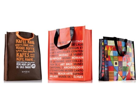 Vertical Shopping Bags 13