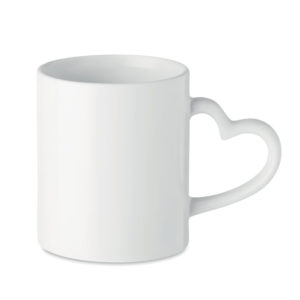 Ceramic sublimation mug 300ml 10