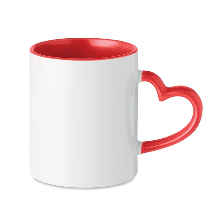Ceramic Sublimation Mug 300ml 5