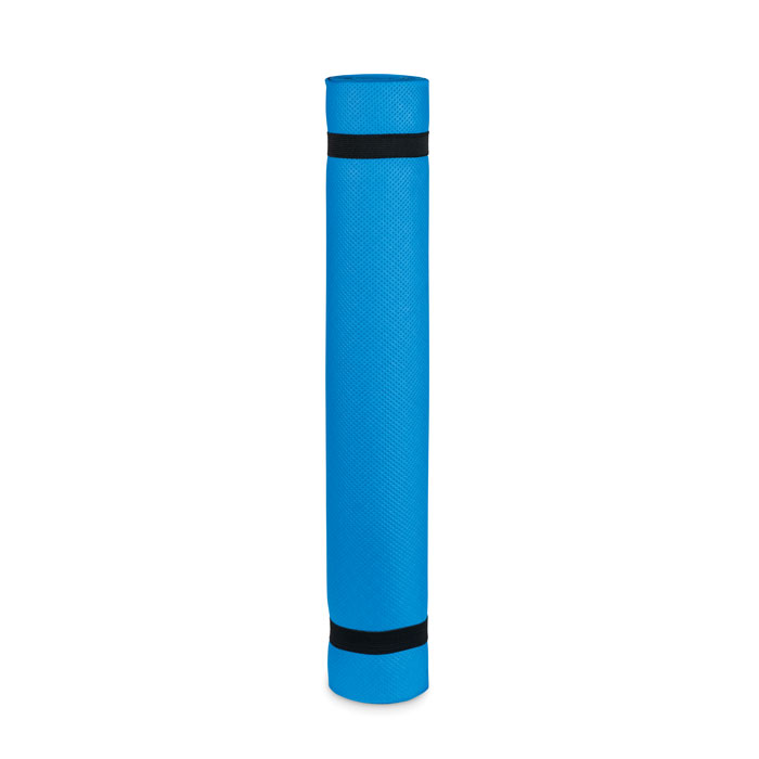 Yoga mat EVA 4,0 mm with pouch 11