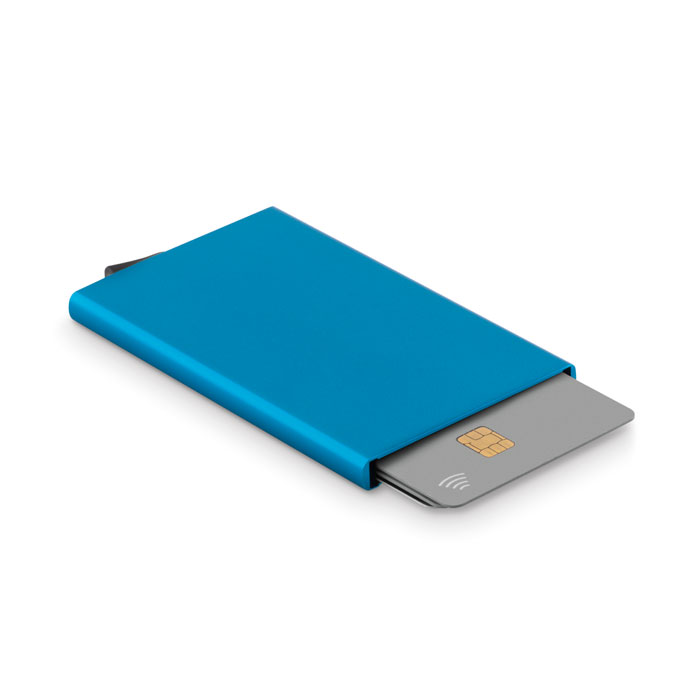Aluminium RFID card holder 19