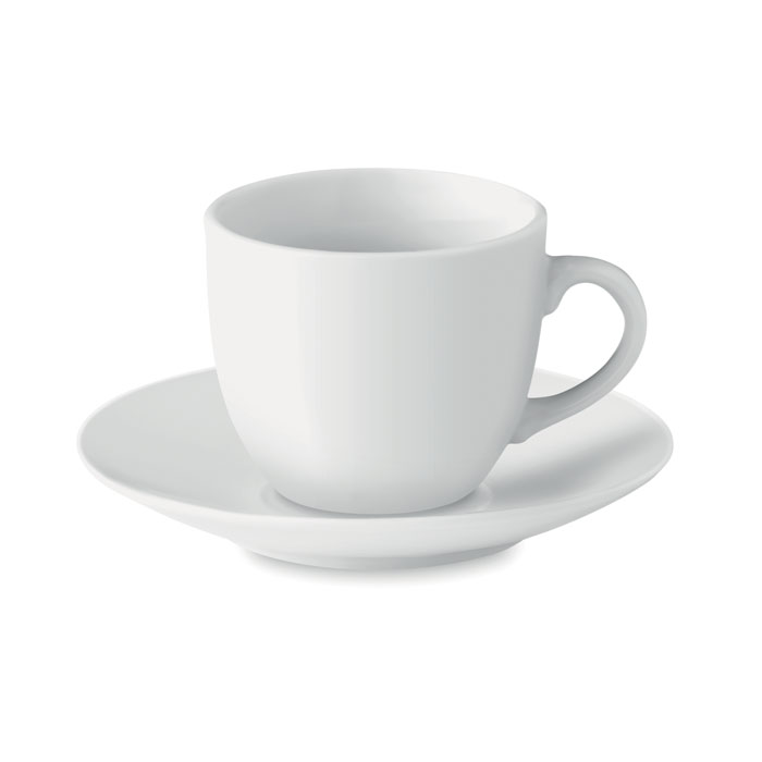 Espresso cup and saucer 80 ml 53