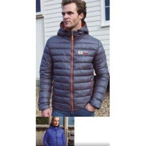 Snow Bird Hooded Jacket 12