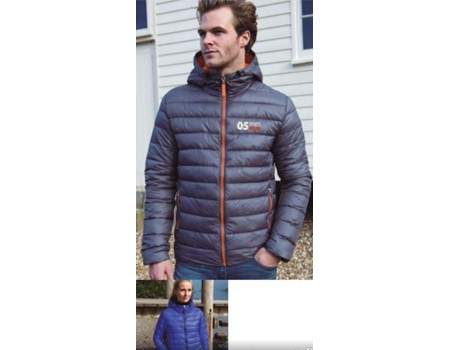 Snow Bird Hooded Jacket 5