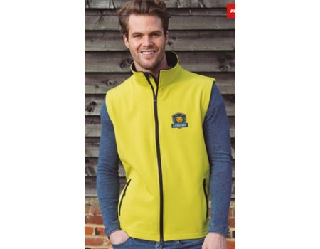 Printable Soft Shell Bodywarmer 17